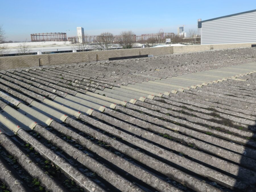 A roof inspection will influence a schedule of condition cost